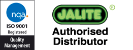 ISO 9001 QUALITY MANAGEMENT & Jalite Approved Distributor