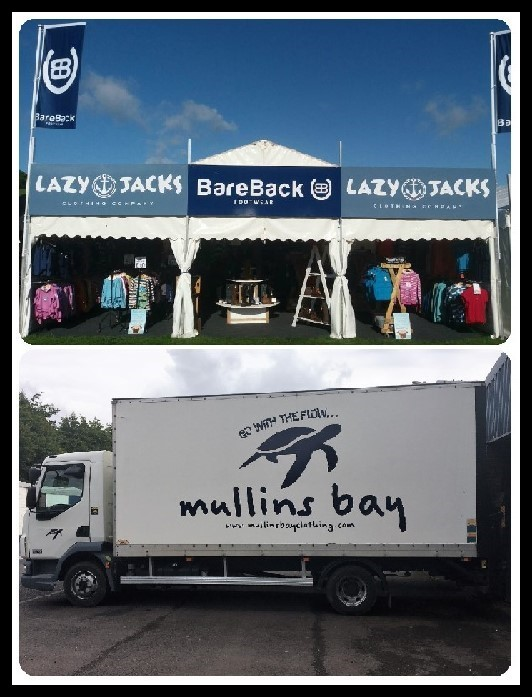 Advertising through signage and vehicle graphics